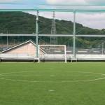 マツバラスポーツQスタジアムのフットサル場